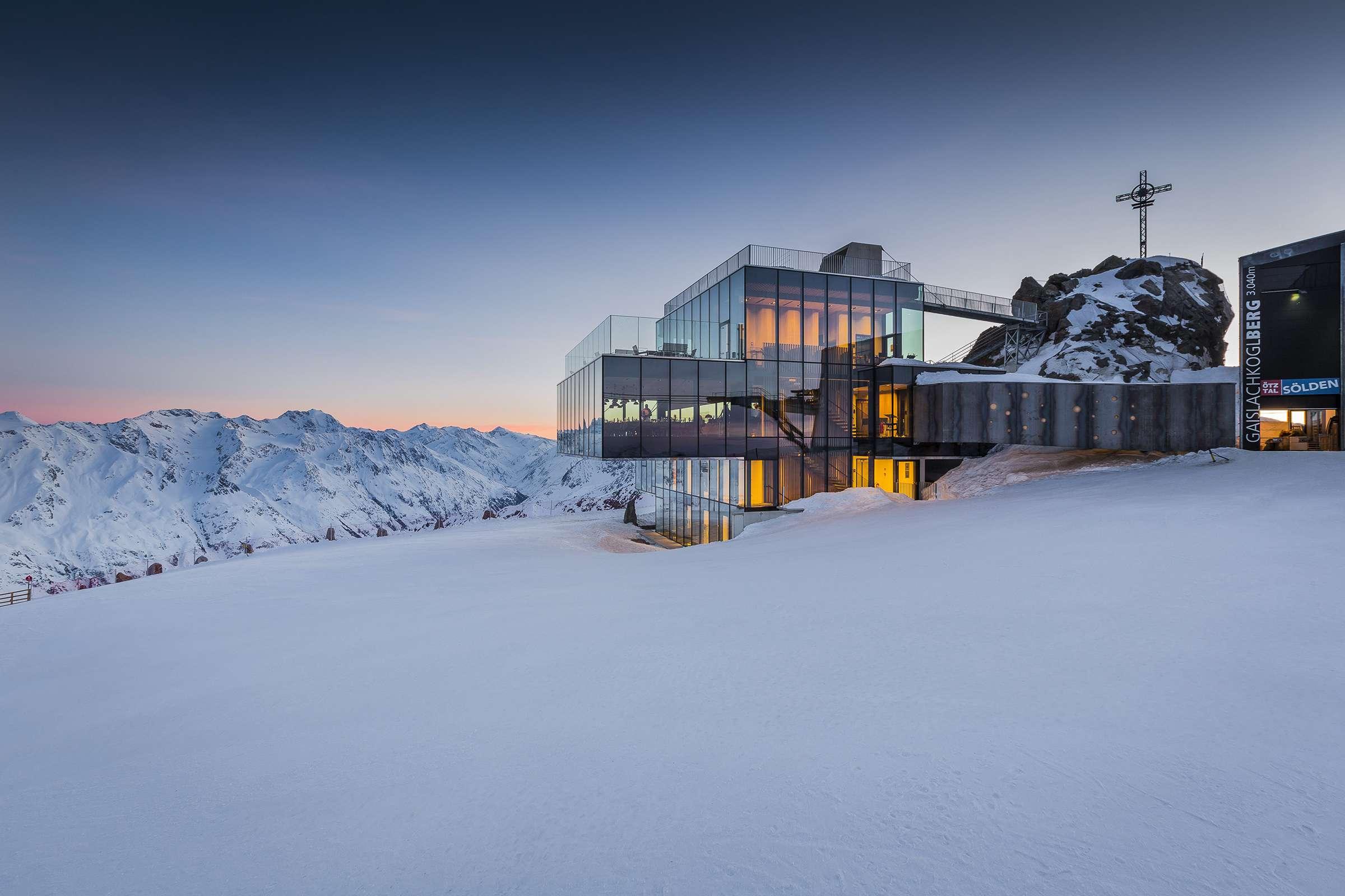 SPECTRE–cular! Secret Mission In The Ötztal Alps