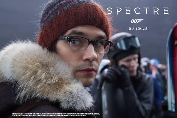 James Bond Spectre Sölden Tirol