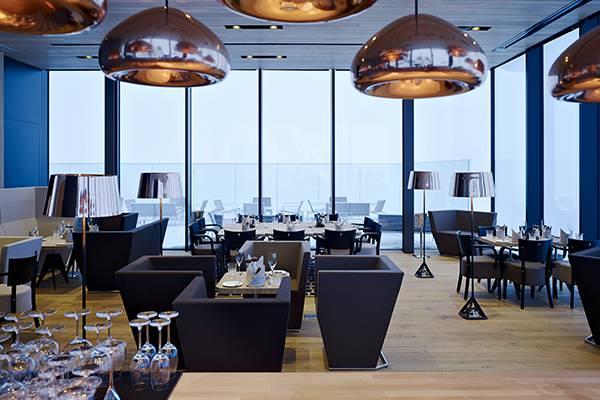 Luxuriöse Ausstattung im Inneren Sölden Tirol