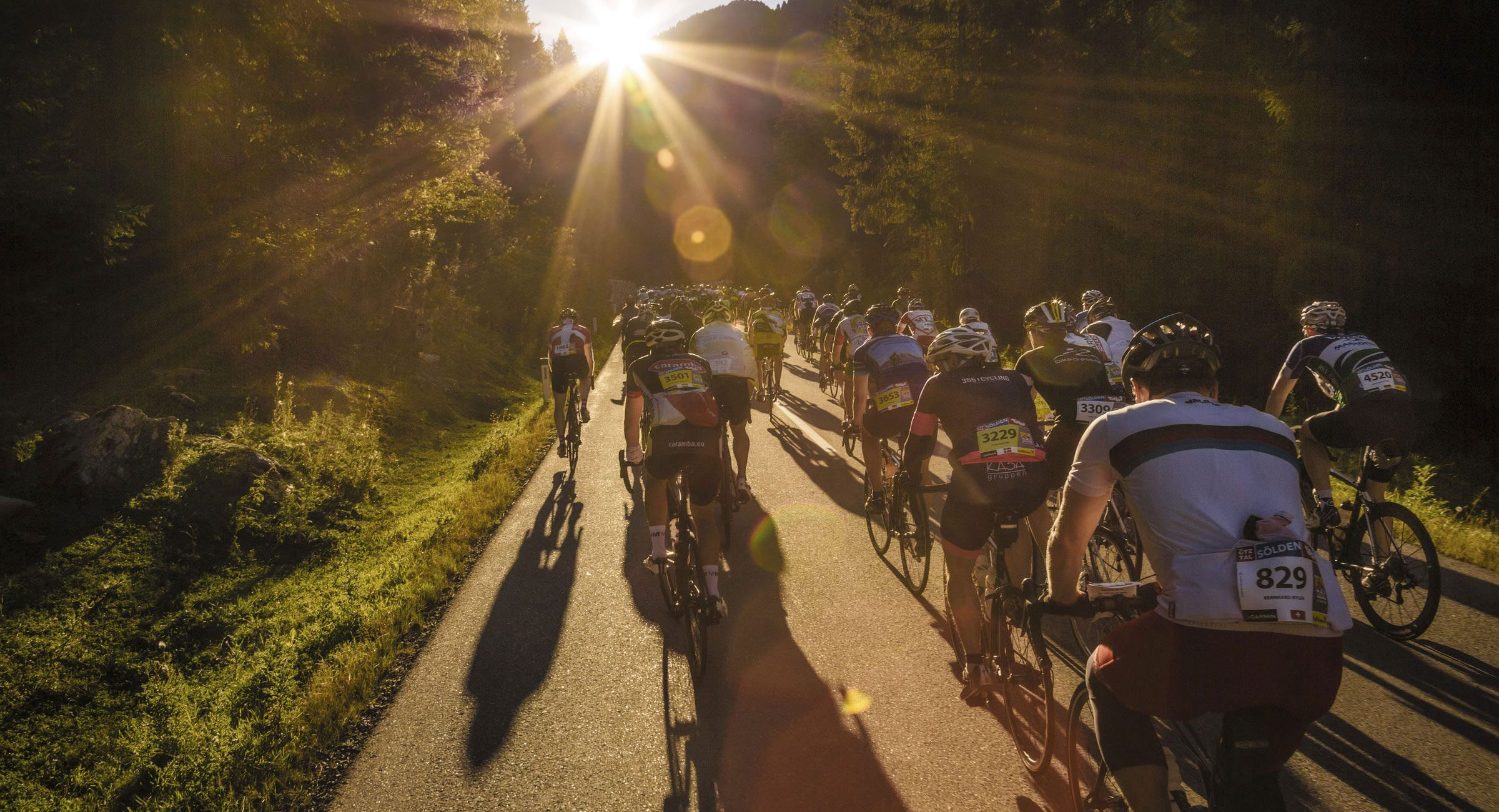 An Tagen wie diesen – Ötztaler Radmarathon 2016