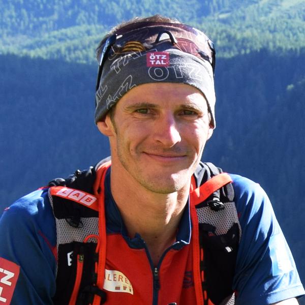 Teilnehmer des Gore-Tex Transalpine-Run 2016 Martin Scheiber
