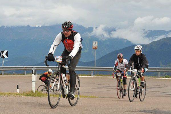 Der Ötztaler Radmarathon ist reine Kopfsache
