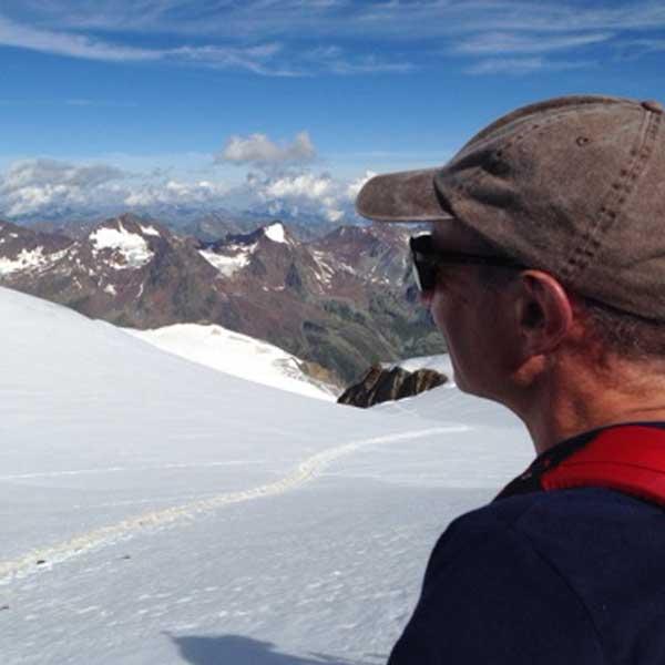 Gastautor Eric Frey Wildspitze - Ötztal, Tirol