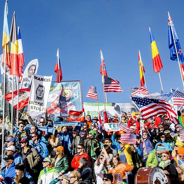 Skiweltcup Auftakt Sölden