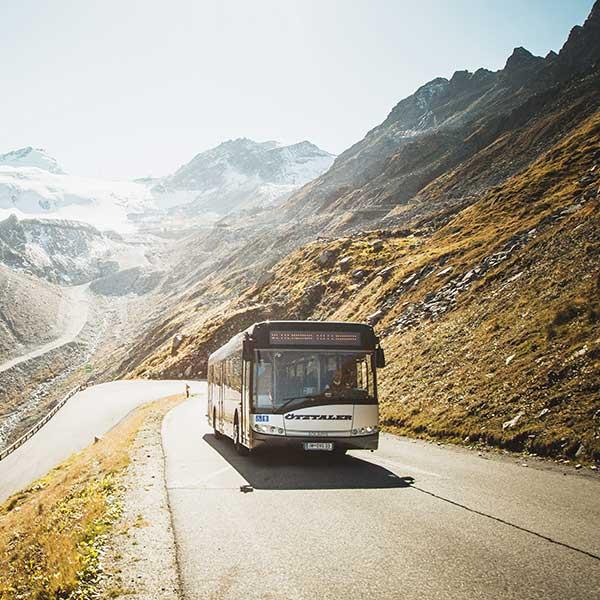 Gletscherskilauf Sölden Tirol