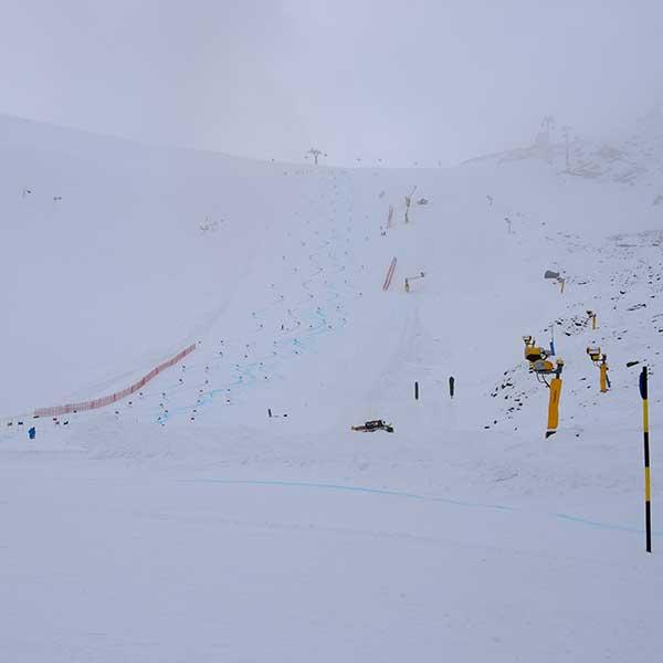 Trainingskurse am Weltcup-Hang - Sölden, Ötztal, Tirol