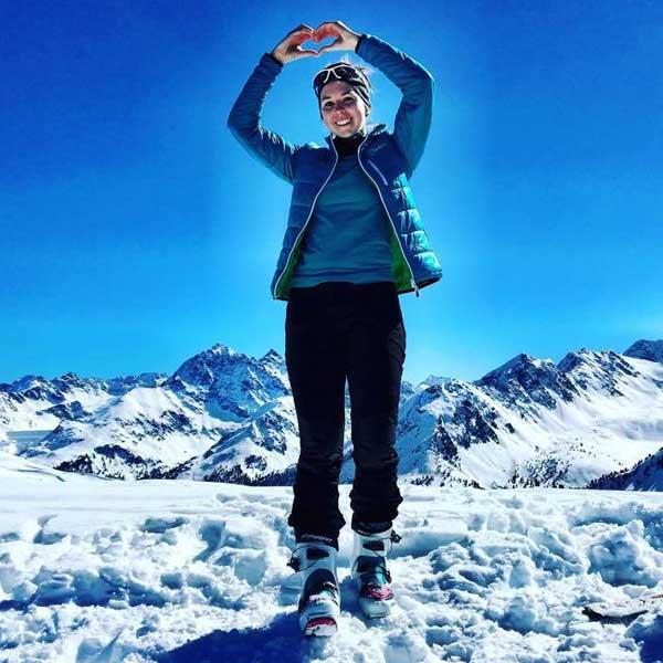 Autorenbild Nicole Jäger - Wie 007 nach Sölden kam