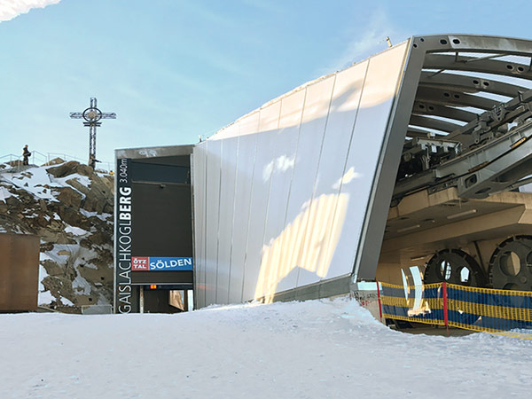 After the shooting at the Gaislachkogl cable car