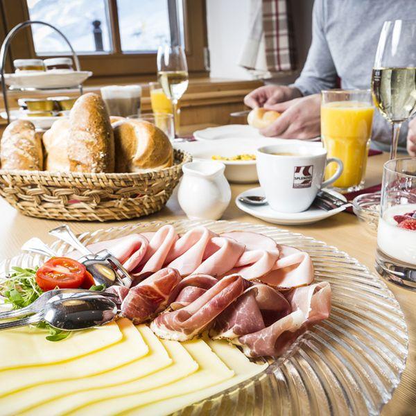 Frühstück im Wirtshaus Giggijoch