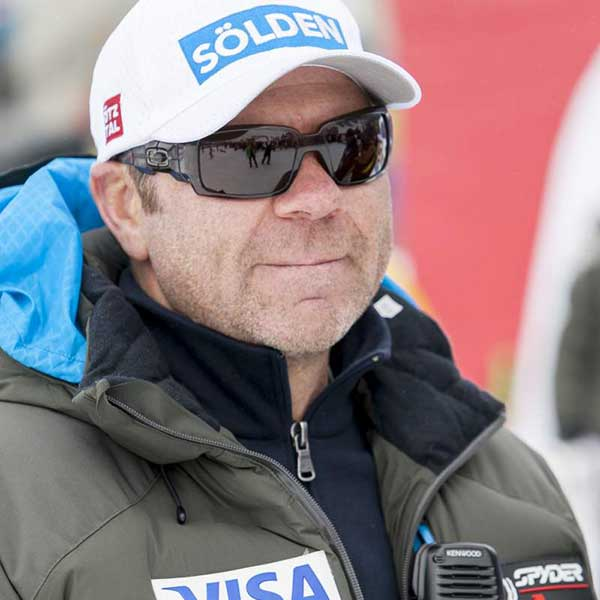 Patrick Riml - Ski WM St Moritz US Ski Team in Sölden