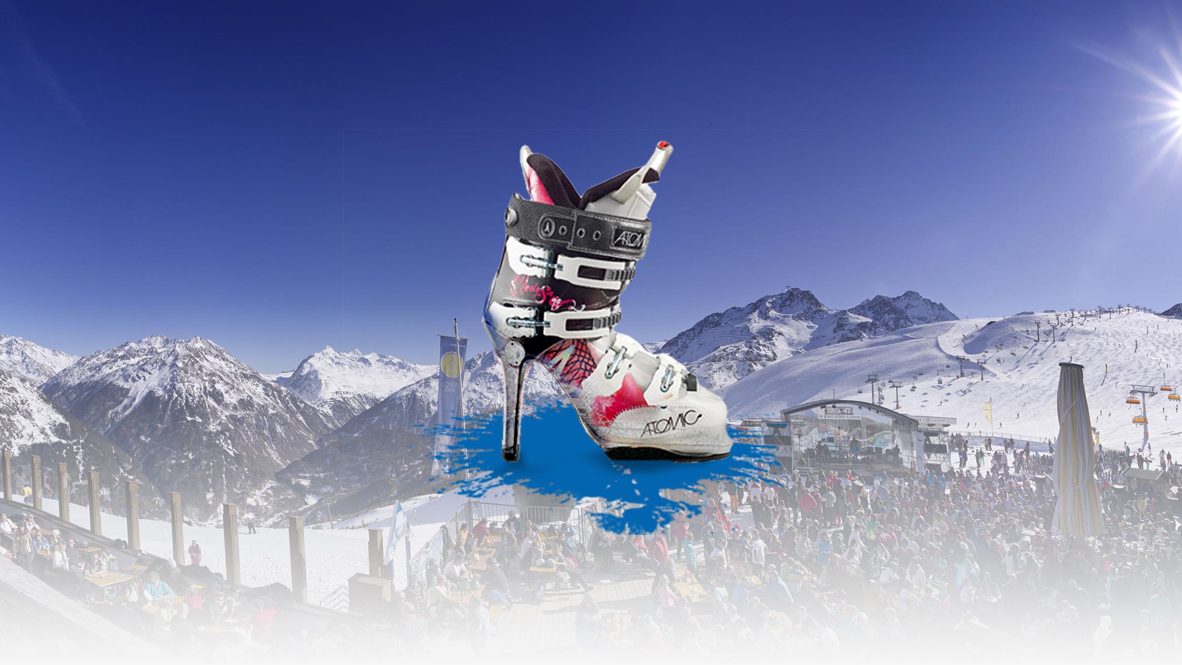 Sölden zieht mit Skischuhverbot für Frauen nach!