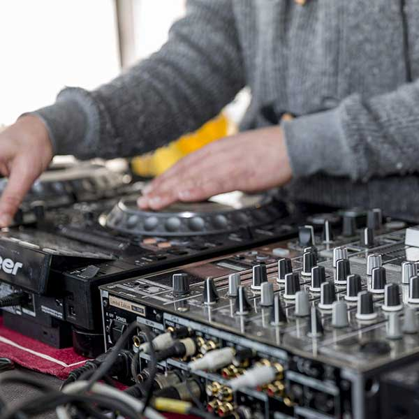 DJ Konsole - Electric Mountain Festival