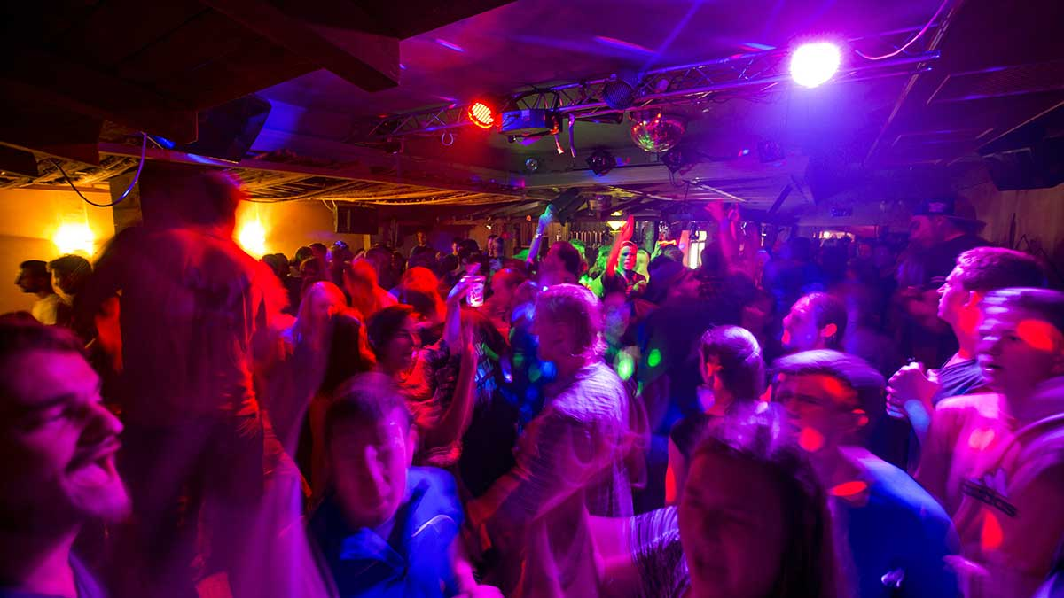 Party und Tanzen - Après-Ski Sölden