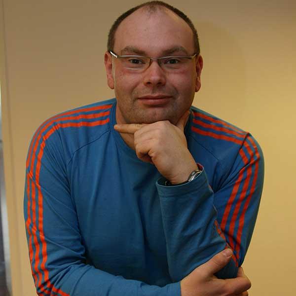 Gastautor Ernst Spreng - AREA 47