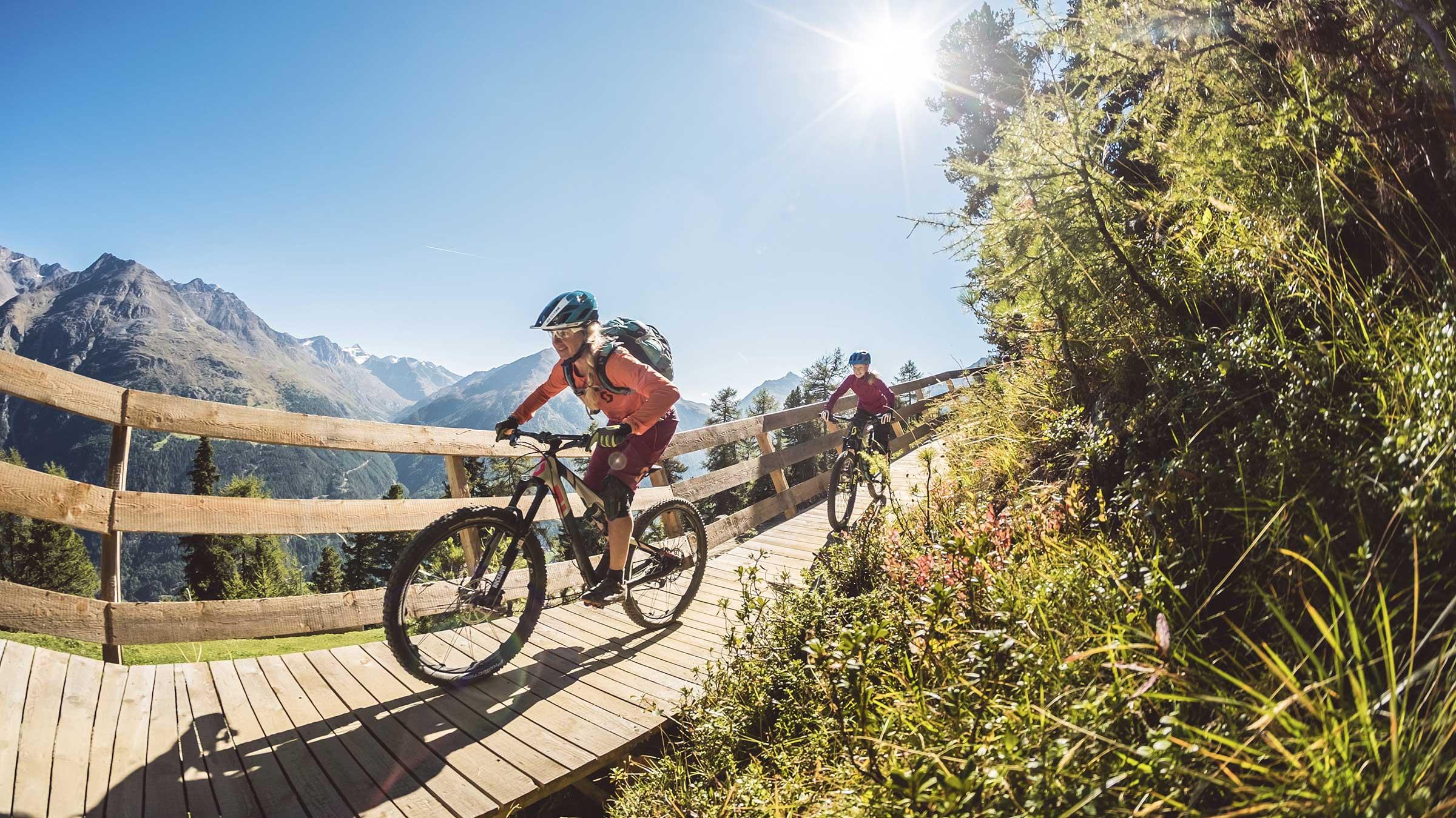Bike Republic Sölden: Die heißesten Spuren