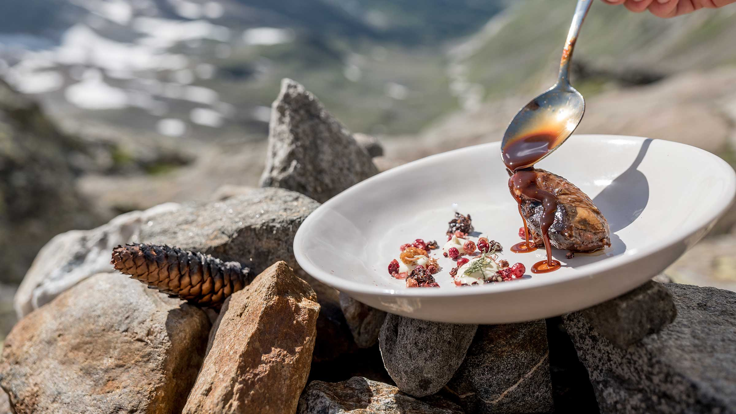 Da lacht der Gaumen: Alpine Kulinarik auf höchstem Niveau