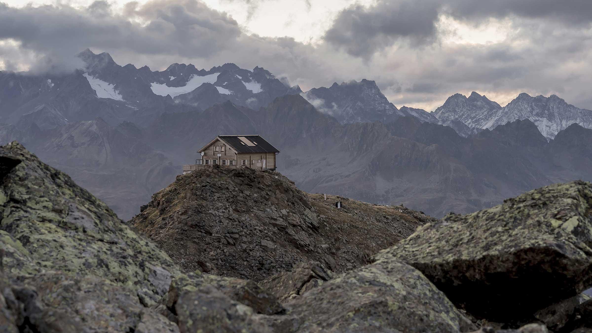 Wanderung zum Brunnenkogelhaus: 835 vielfältige Höhenmeter zum Ziel