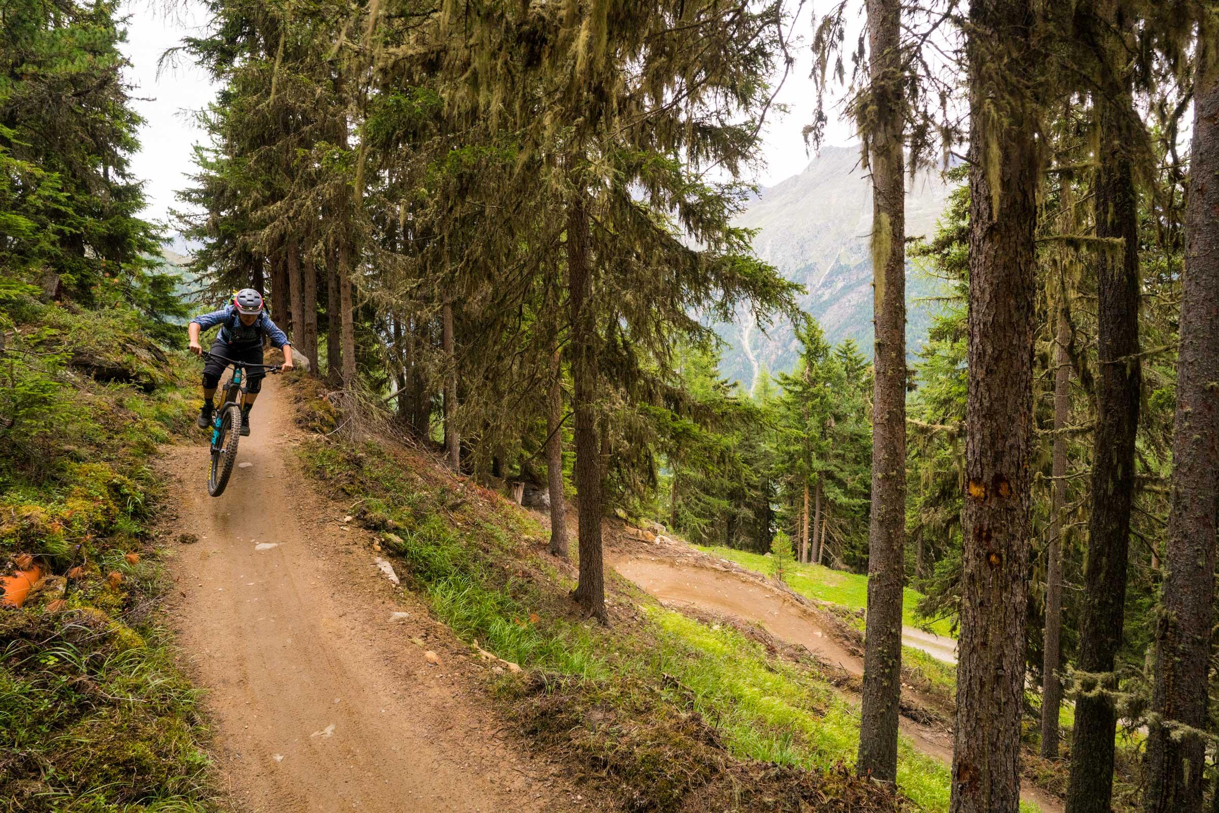 Ohn Line - Flow Trails Bike Republic Sölden