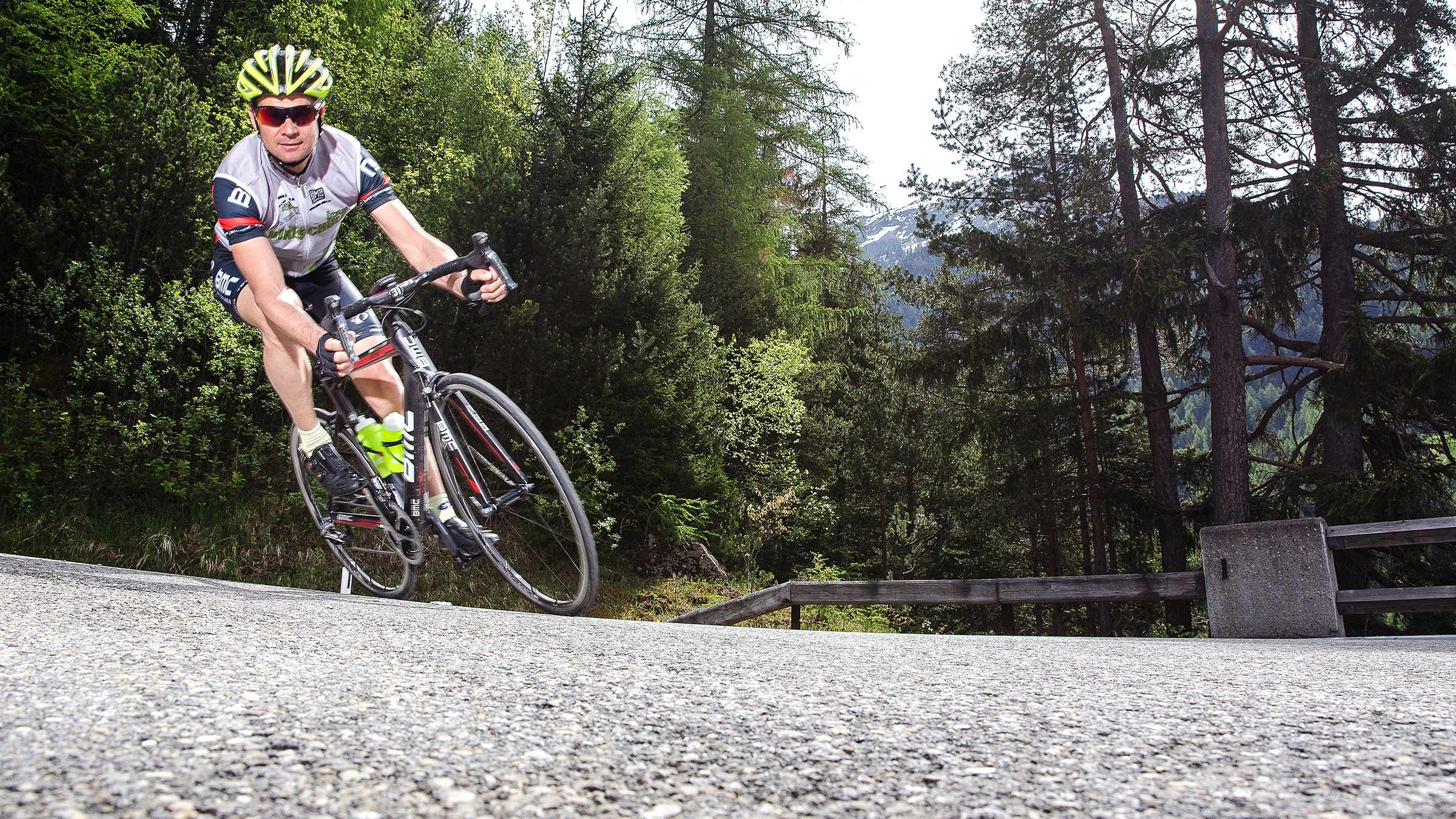 Urban Gstrein Abfahrt - Ötztaler Radmarathon Pro Ötztaler 5.500