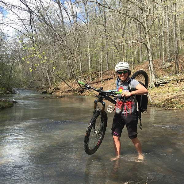 Guest Author Leslie Kehmeier - Flow Trails Bike Republic Sölden