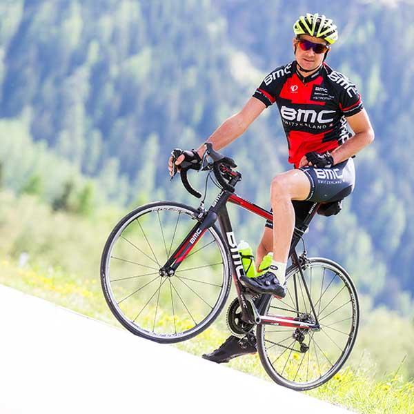 Urban Gstrein am Rennrad - Ötztaler Radmarathon Pro Ötztaler 5.500