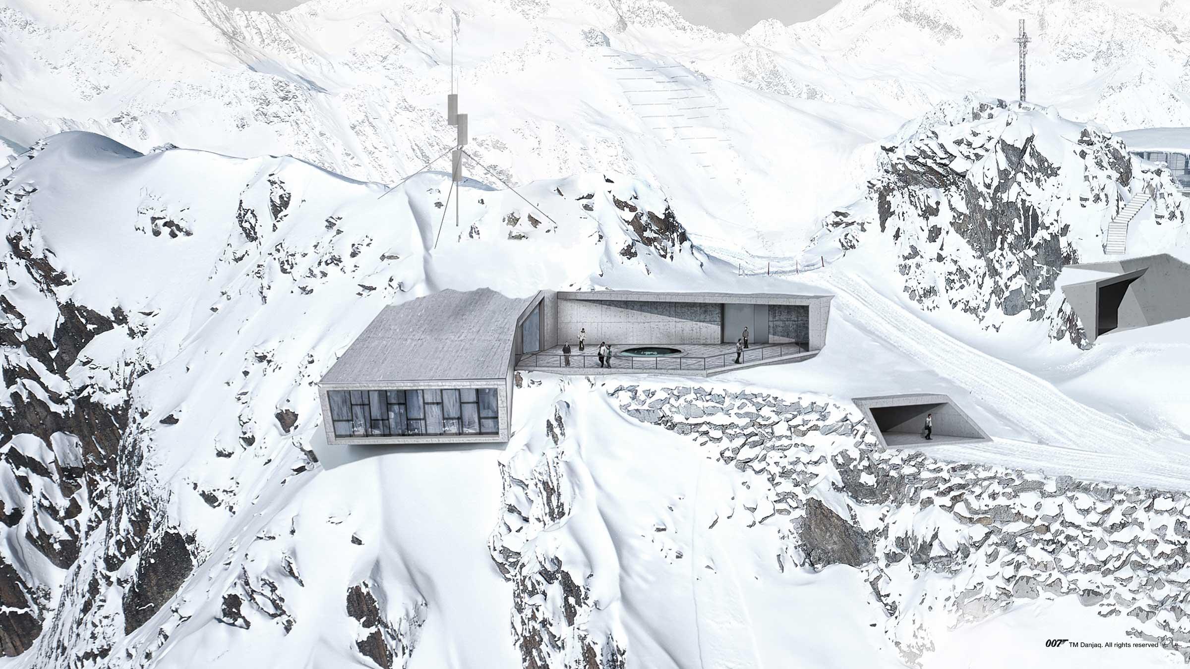 007 ELEMENTS – James Bond kehrt in geheimer Mission zurück nach Sölden
