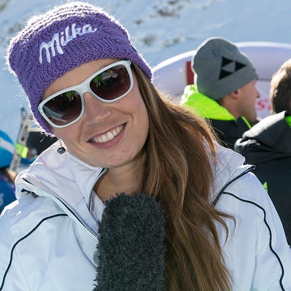 Tina Maze - Skiweltcup Sölden