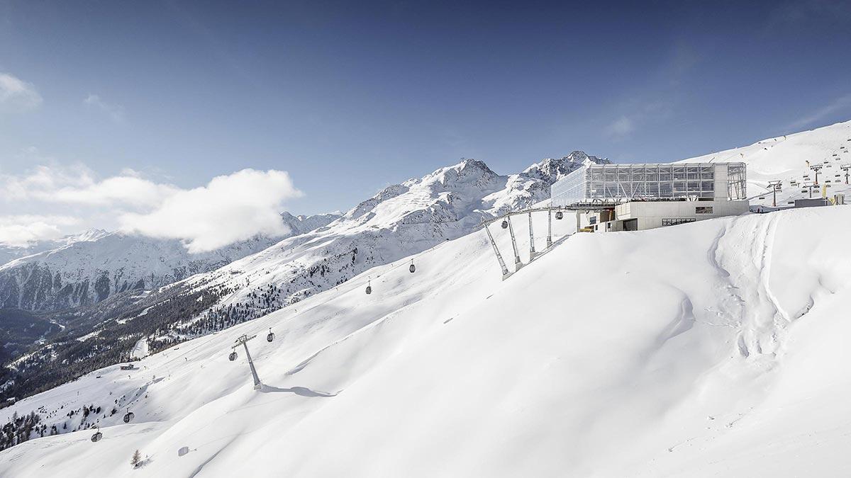 Gaislachkoglbahn - Skigebiet Sölden