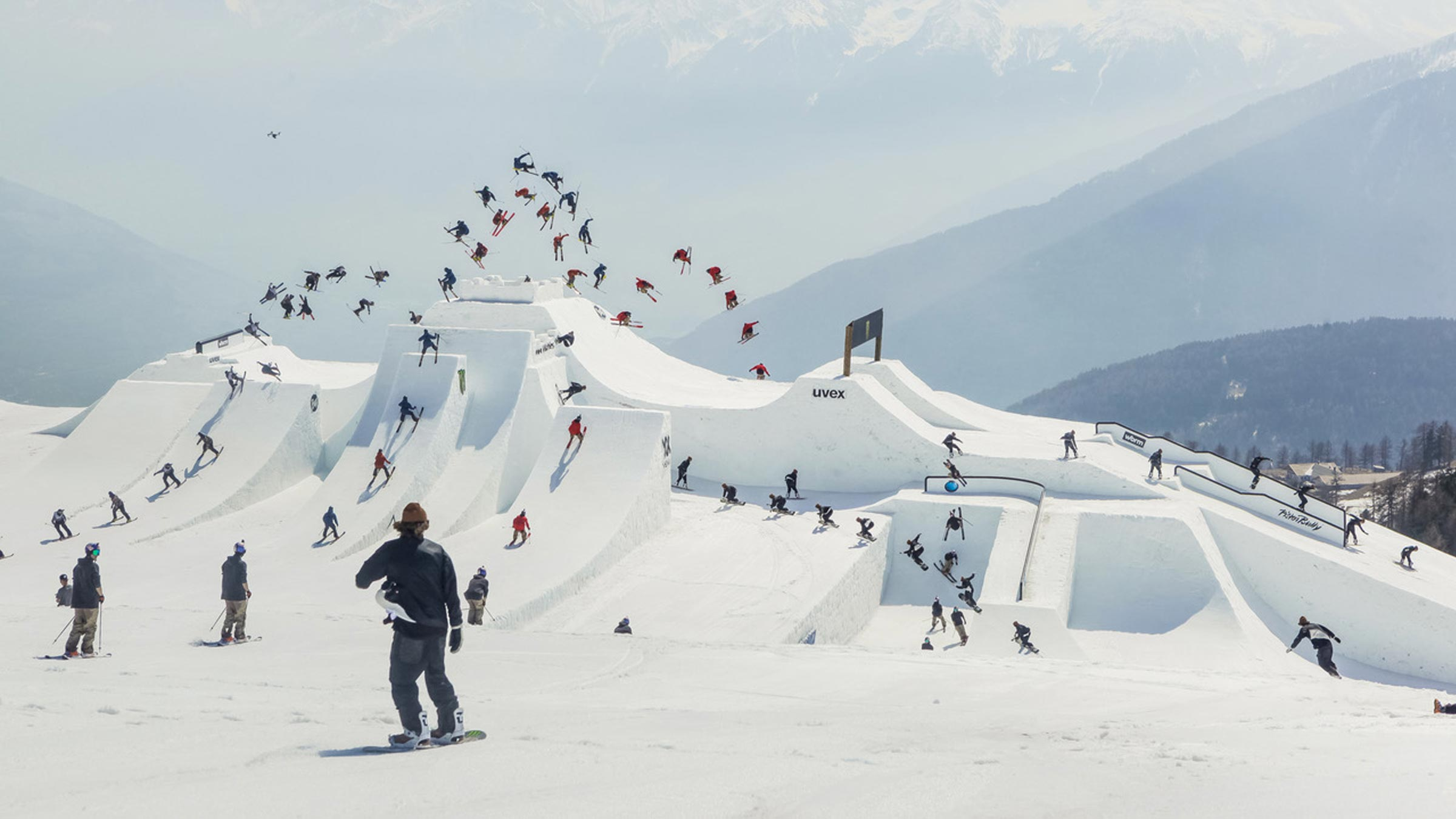 Audi Nines: 9 Good Reasons why you should not miss this Freestyle Spectacle