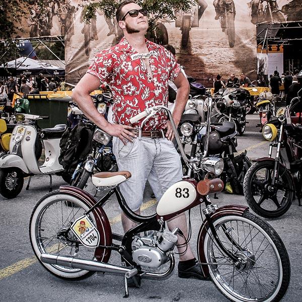 Der Mopedmarathon - Slden Blog