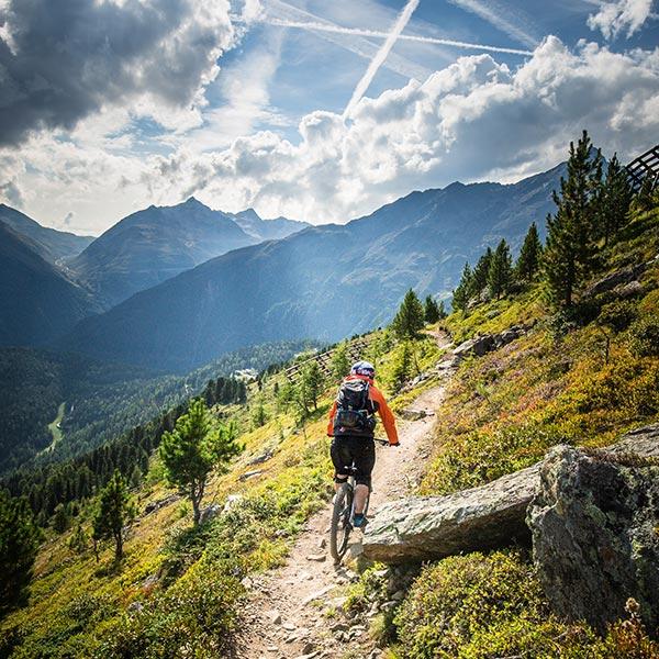 Schölder Trail - Bike Republic Sölden