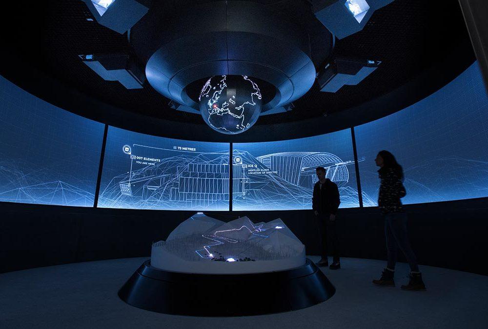 Briefing Room - 007 Elements Sölden