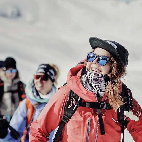 Gastautorin Verena Stahl - Bike Republic Sölden