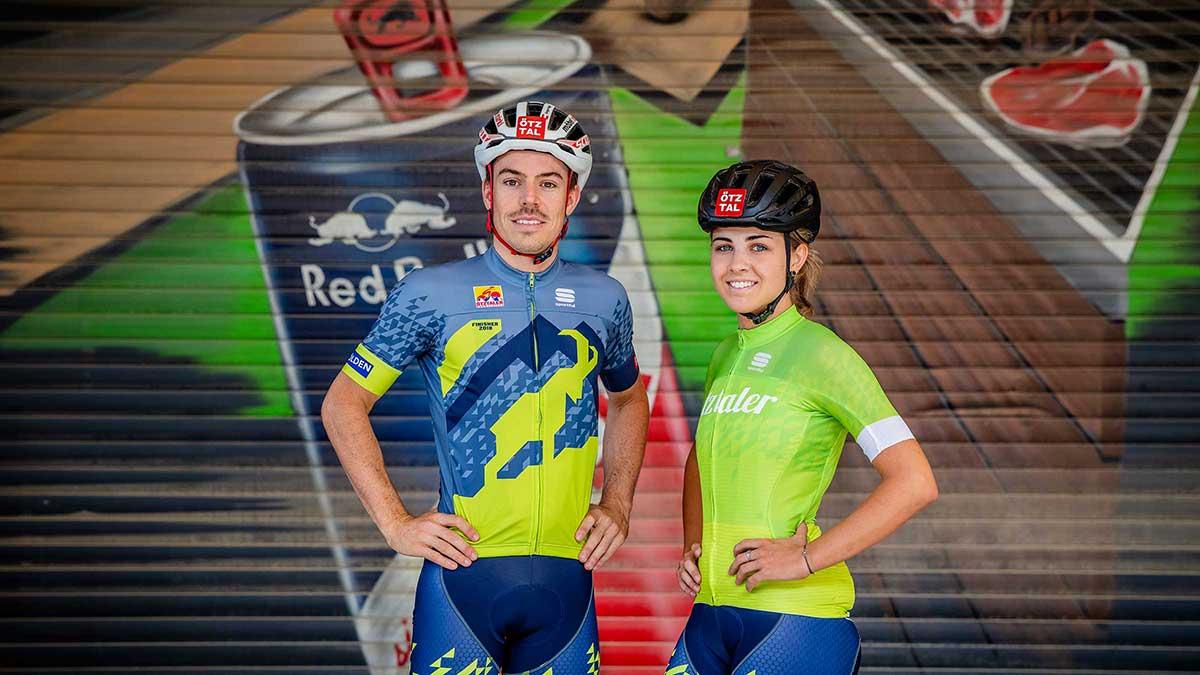 Finisher-Trikot und Ötztaler-Radbekleidung - Ötztaler Radmarathon 2018 Finisher-Trikot