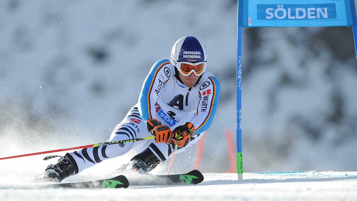 Fritz Dopfer - Ski Weltcup Auftakt Sölden