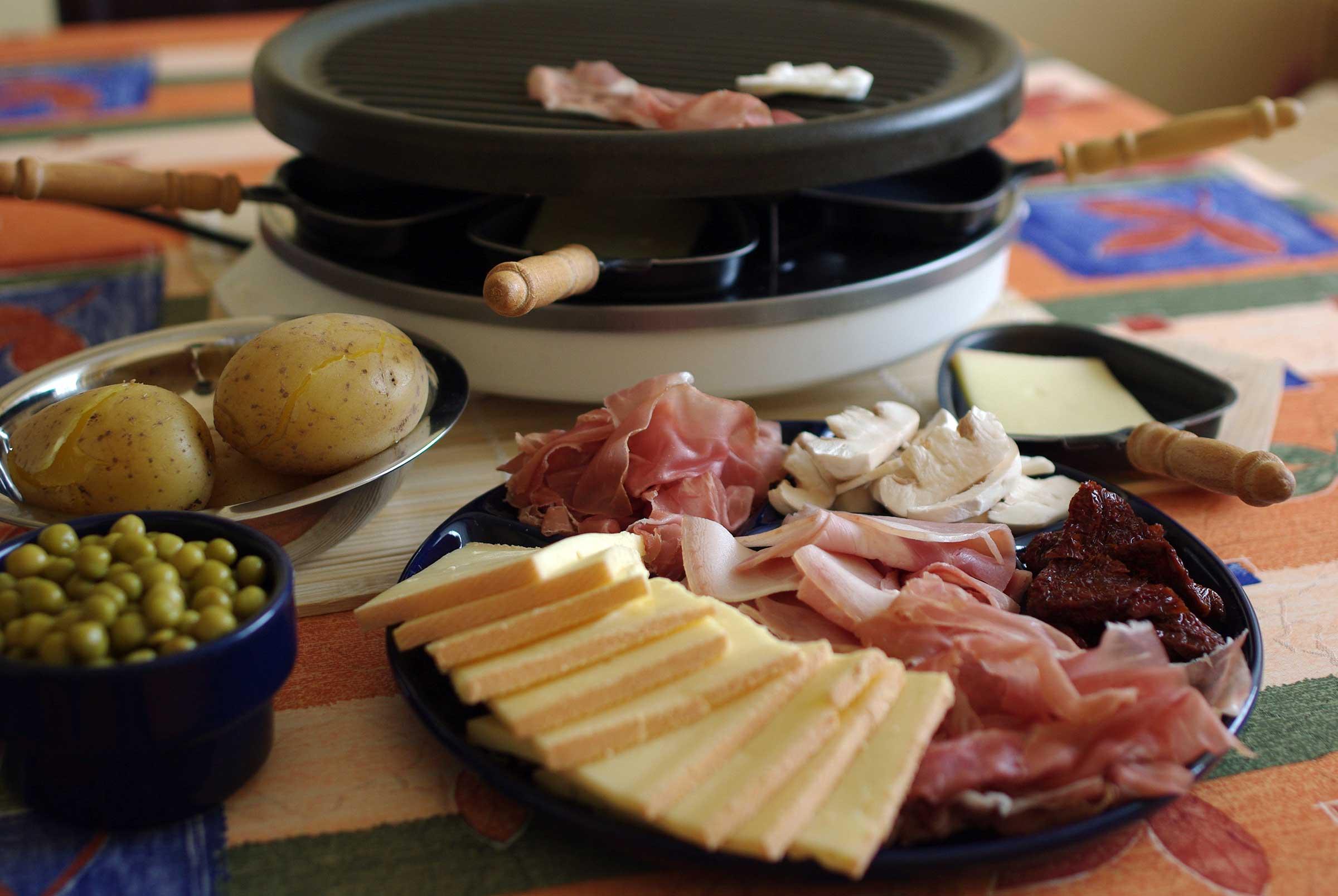 Raclette - Silvester Sölden