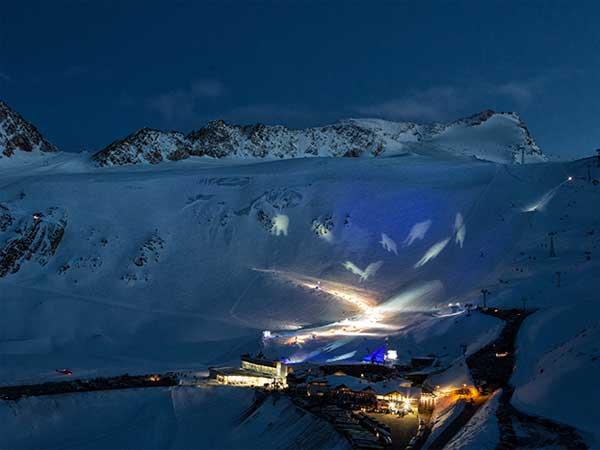 Gletscherschauspiel Hannibal