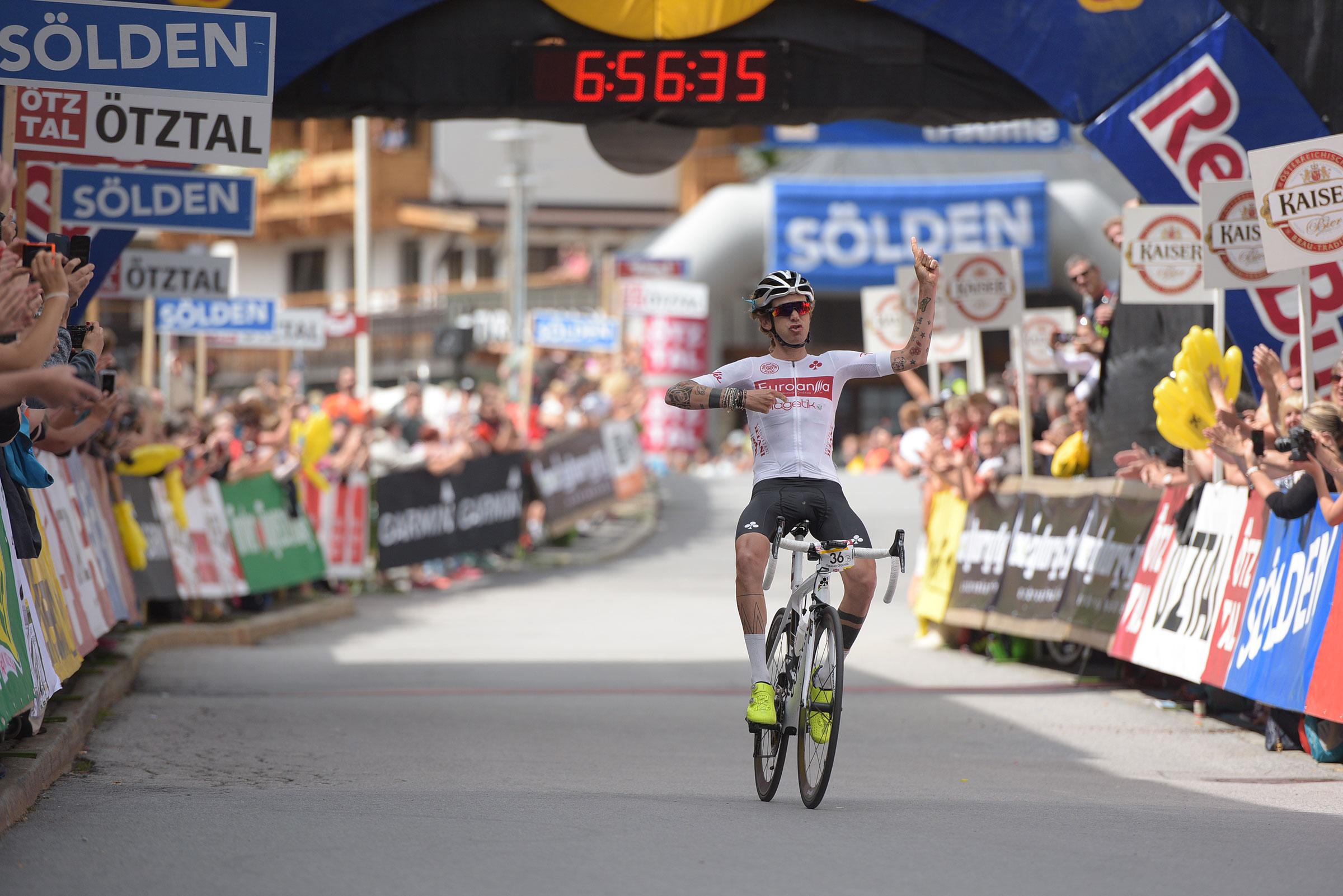 Sieger ÖRM 2017 - Ötztaler Radmarathon